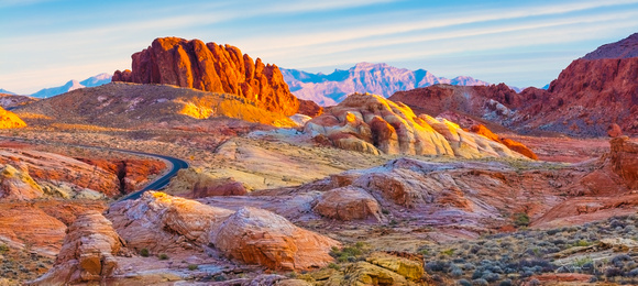 Valley of Fire State Park Adventure, Nevada