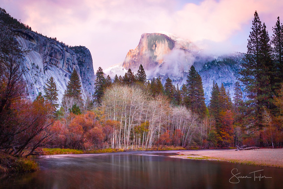 Autumn Bliss, Yosemite Valley
