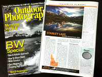 Outdoor Photographer Magazine, August 2015 Edition