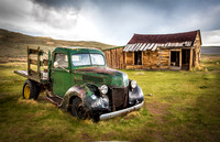 Old Bodie Classic Truck